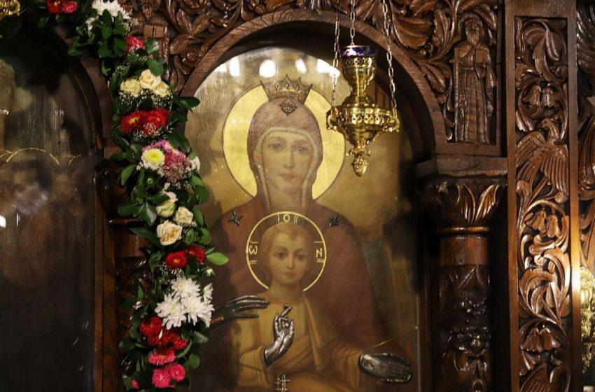Голяма Богородица е днес