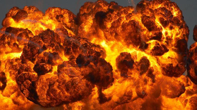 (ВИДЕО) Експлозия  на територията на нефтената рафинерия в Одеса