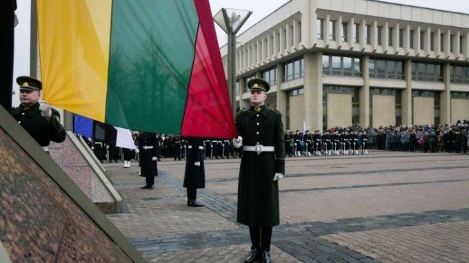Литовското външно министерство забрани  на Лукашенко да влиза в страната