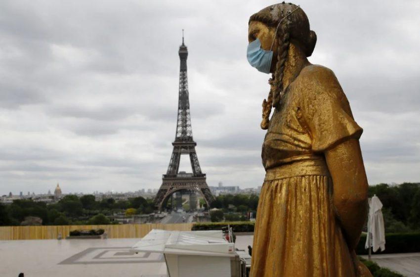 Франция отново обявява Париж за рискова зона