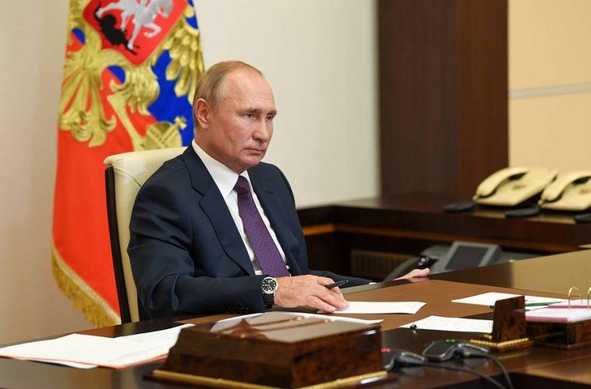 """""""Постковидно"""" послание на Путин към Федералното събрание"""