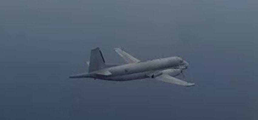 (ВИДЕО)Руски изтребител прихвана самолети на НАТО над Черно море