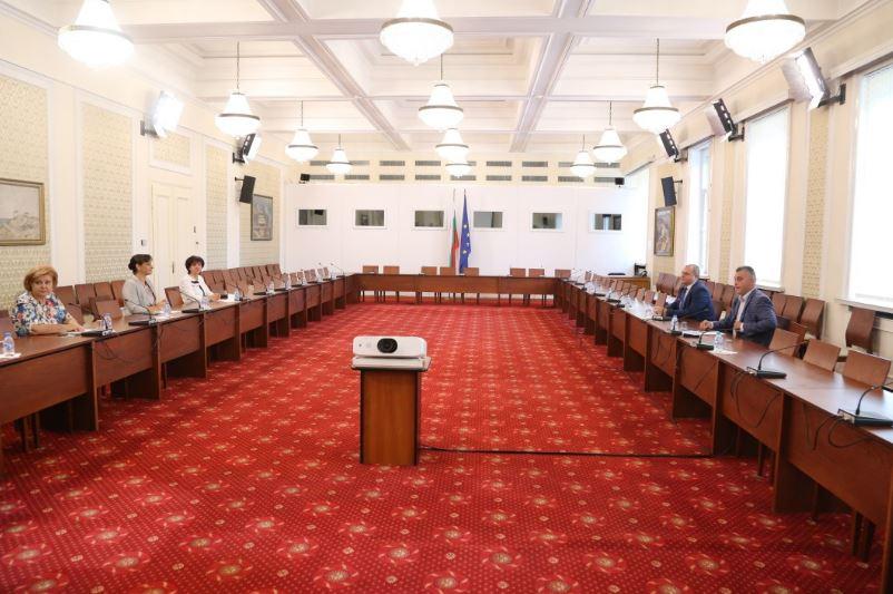 (ВИДЕО)Принципна подкрепа от ВМРО за свикване на ВНС