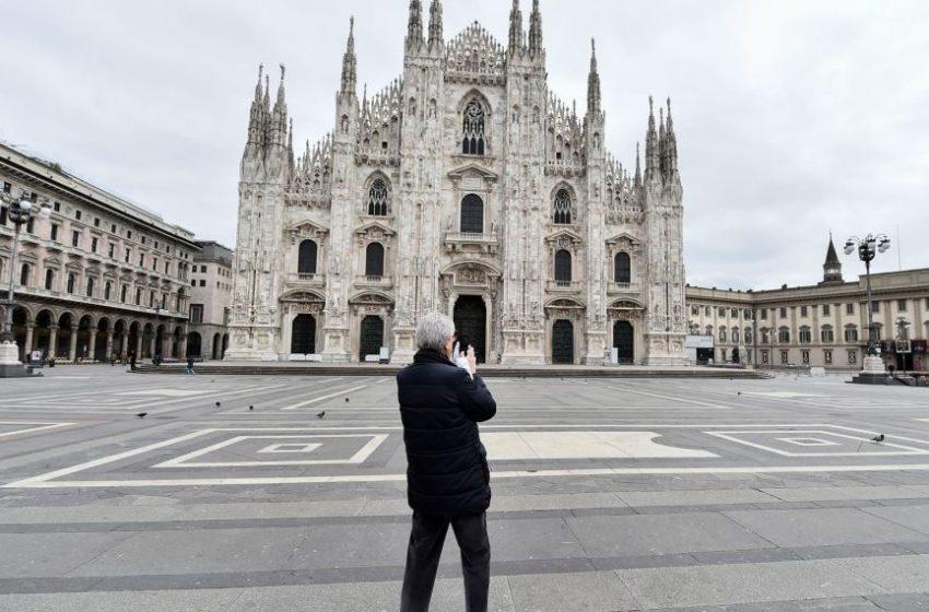 Италия е ударена от втора вълна на COVID-19