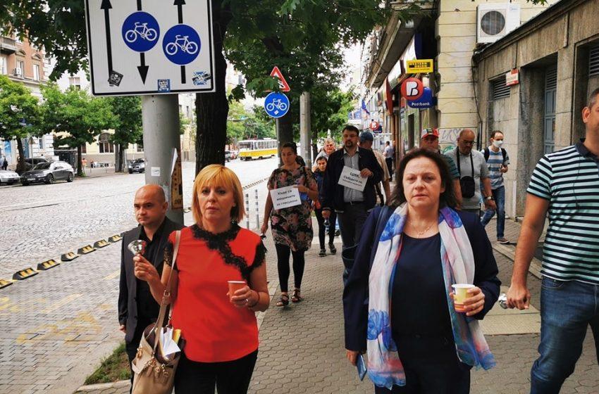 Манолова поиска  Борисов, Фандъкова и Петкова да се извинят за хаоса в изравнителните сметки за парно