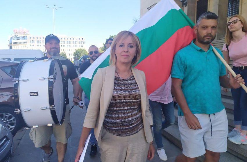 Манолова:МВР тараши жилището на наш активист за наркотици и конфискува казан за компоти