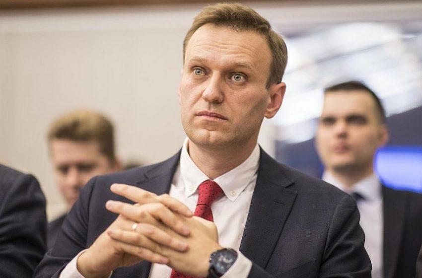 Следственият комитет на Русия обвини Алексей Навални в мошеничество
