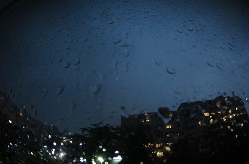 Дъжд през деня в по-голяма част от страната