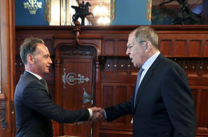 """САЩ грешат с налагането на санкции срещу участниците в строежа на """"Северен поток-2"""", каза Хайко Маас в Москва"""