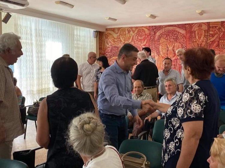 Красимир Янков в Монтана: Нужен е план за подем на БСП и България