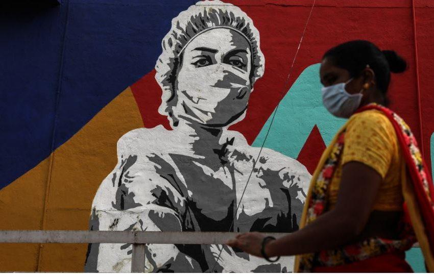Индия е третата страна с над 4 млн. случая на COVID-19