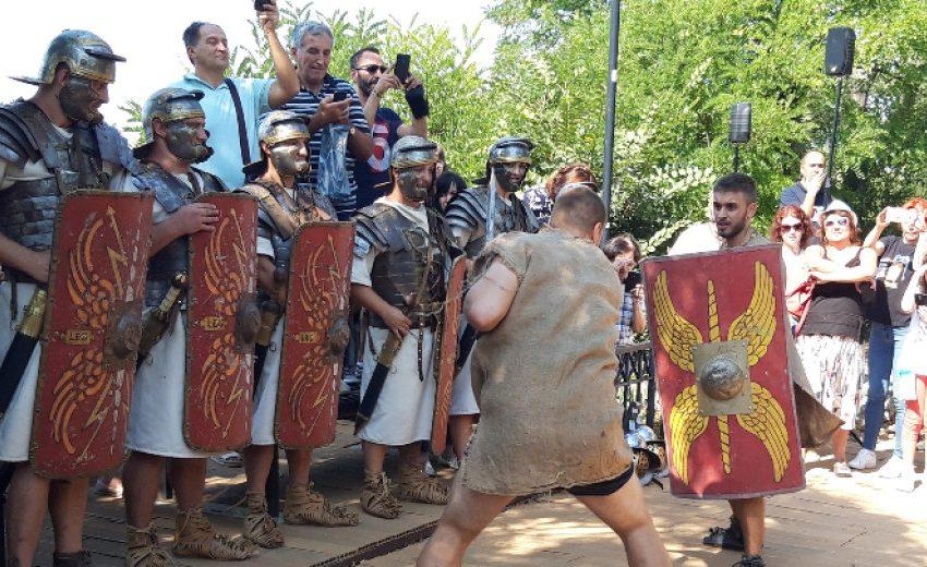 Римски пазар за поредна година в Русе
