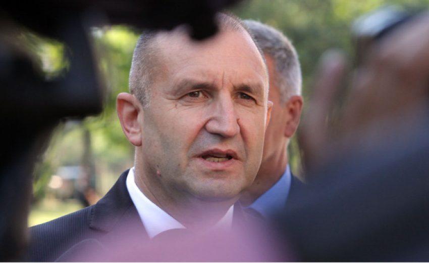 Радев: Изборите трябва да са на 28 март
