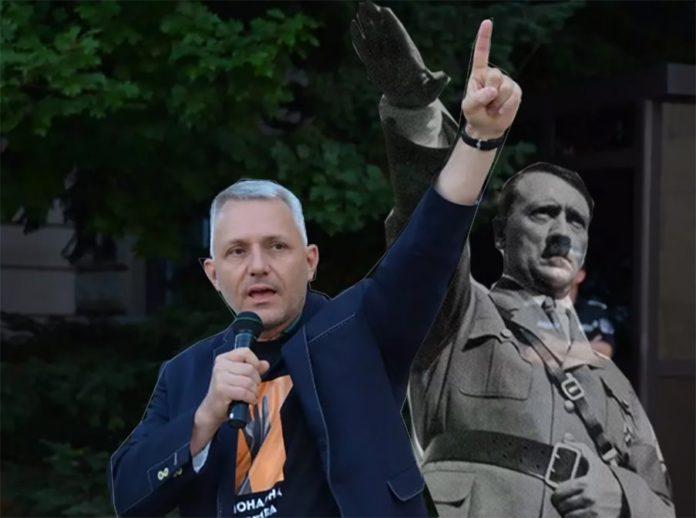 Социалфашистите са тук! Утре ще дойдат и за вас!