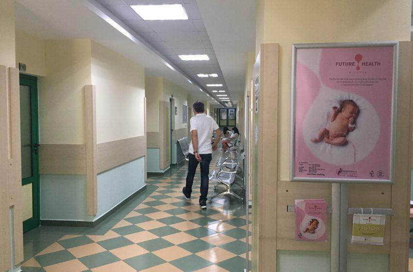 Студенти-доброволци влязоха в COVID отделението в болницата в Карлово