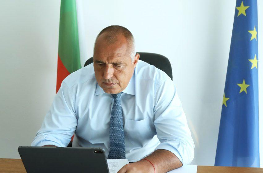Борисов разпитан от прокуратурата заради публикациите за къща в Барселона