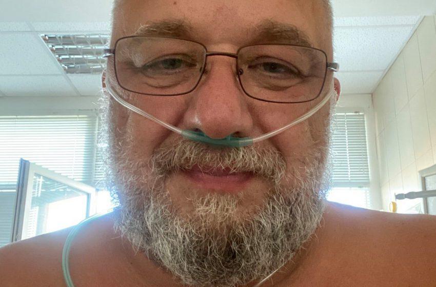 Красен Кралев:  Бях диагностициран с COVID-19. Три дни по-късно състоянието ми се влоши