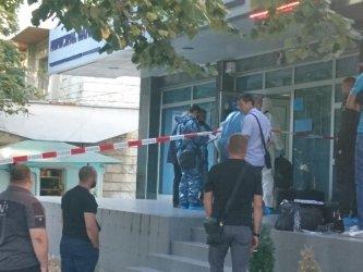 Банков клон в Сандански е обран посред нощ