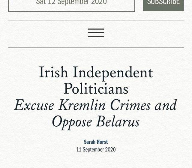 Ирландска медия: Клеър Дейли, левичарката, лобист на Путин, Лукашенко и Мадуро