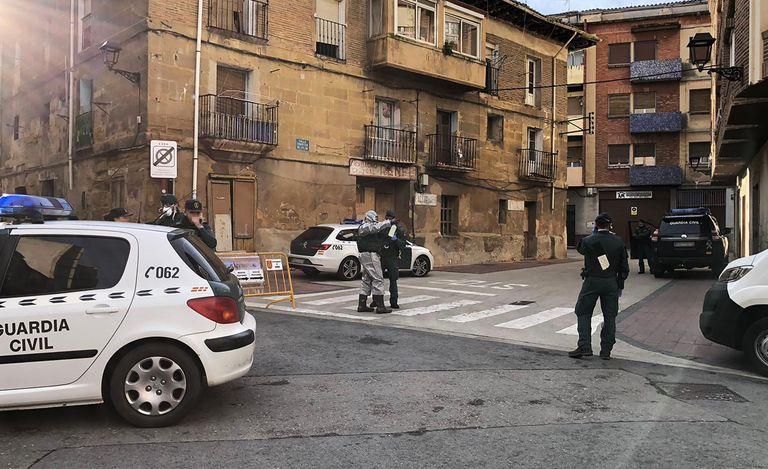 Влиза в сила карантината в част от Мадрид