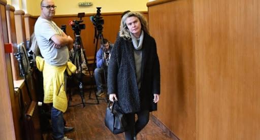 Второ обвинение за жената на Божков