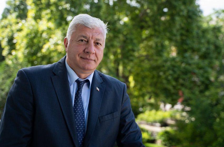 Кметът на Пловдив Здравко Димитров е с COVID-19