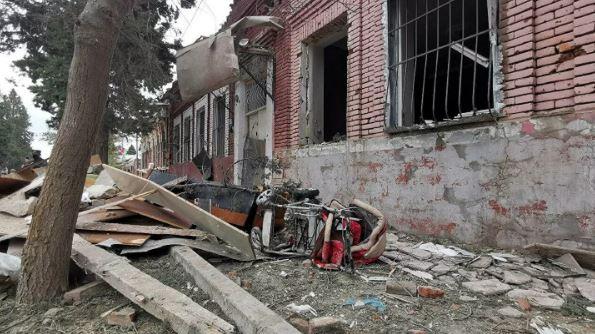 Би Би Си: Отново стрелба в Нагорни Карабах