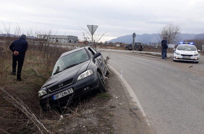 Временно е ограничено движението по пътя Разград – Търговище заради катастрофа