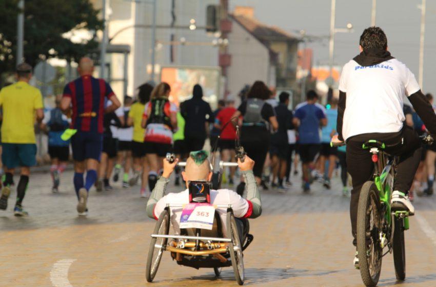 Тръгна маратонът на София, ограничения на движението