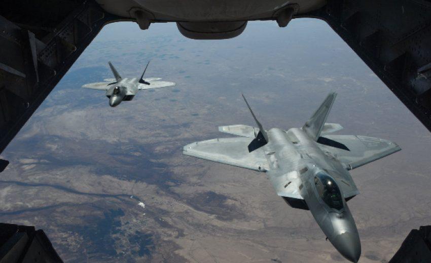 Силите на САЩ в Афганистан са нанесли въздушни удари по талибаните