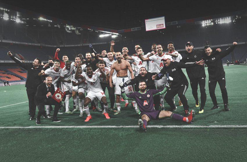 (ВИДЕО) ЦСКА влезе в групите на Лига Европа след обрат над Базел