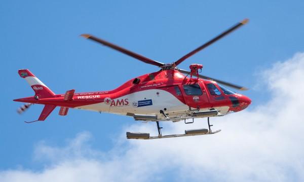 Хеликоптер се разби в Бразилия