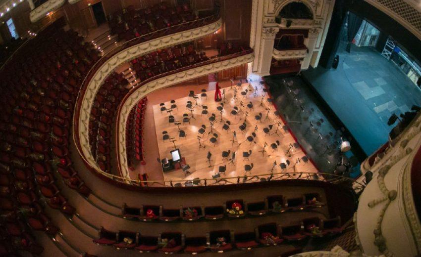 Софийската опера открива сезона с преустроена зала заради ковид