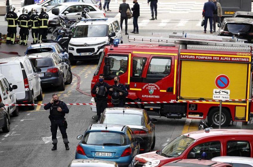 (ВИДЕО) Убити и ранени след серия атаки с нож във Франция, жена е обезглавена