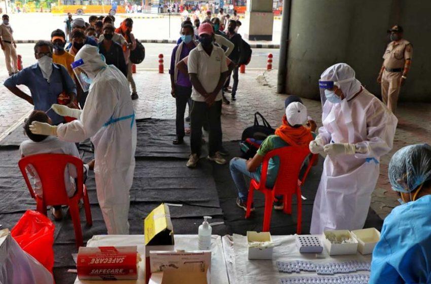 86 800 заразени и 1181 починали от коронавируса в Индия за 24 часа