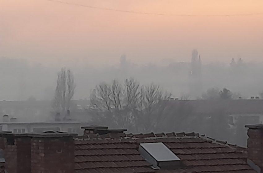 За пореден ден е отчетено замърсяване на въздуха в София