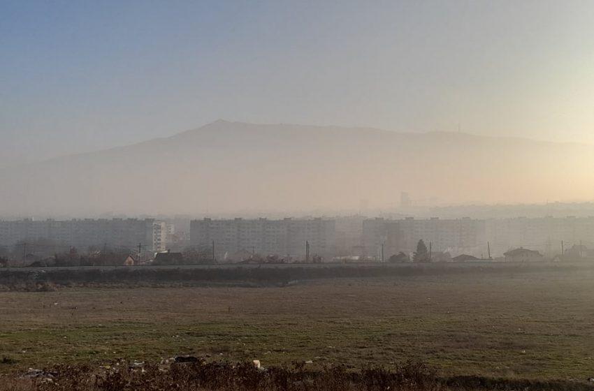 (СНИМКИ) Замърсяването на въздуха в Красна поляна 12 пъти над нормата