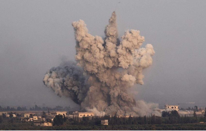 Най-малко 30 загинали при атентати в Сирия