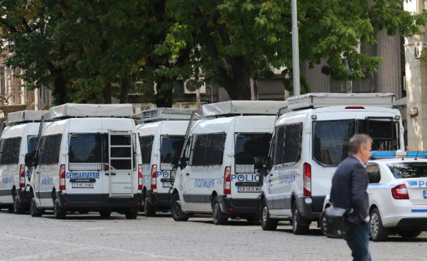 Полицаите отново протестират с искане за увеличение на заплатите