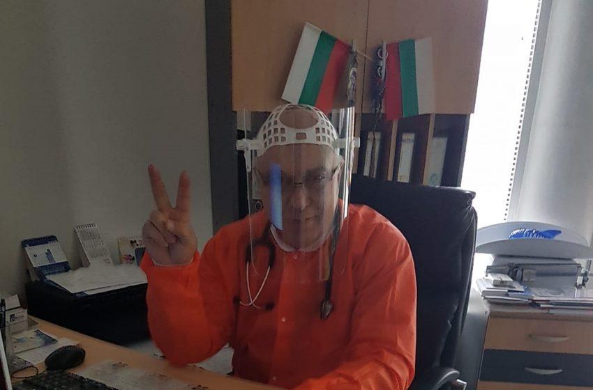 Д-р Милен Чолаков: Доц. Мангъров, престанете с това  призоваване на хората да не вярват