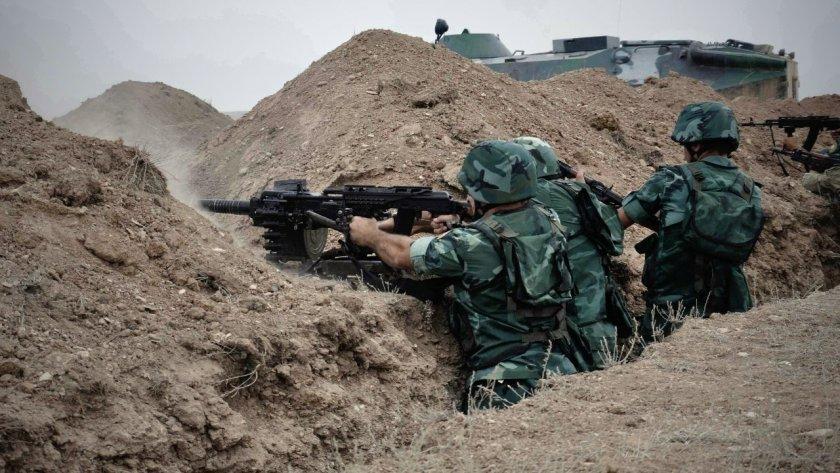 Преговори в Москва за Нагорни Карабах