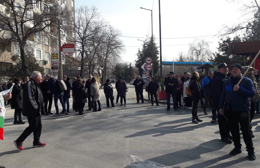 Готвят 30-часова блокада на граничния пункт край Силистра