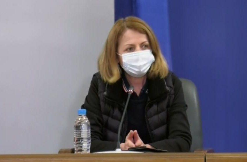 Фандъкова: 3,5 пъти нараснаха хоспитализираните от началото на месеца