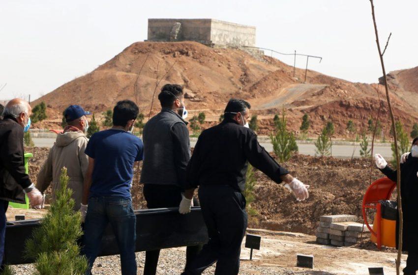 Рекорден брой починали от Covid-19 в Иран за денонощие