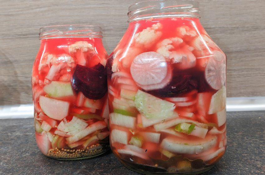 За да сте здрави, заложете на ферментиралите храни през зимата