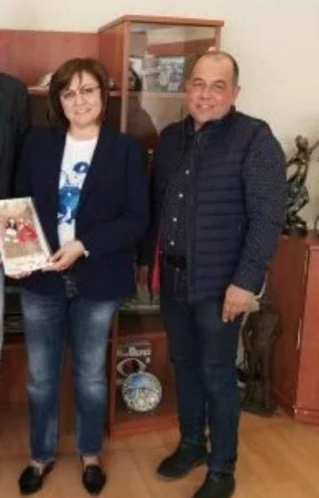 """Нинова изгони Гергов, но """"герговщината"""" БСП- Търново остана"""