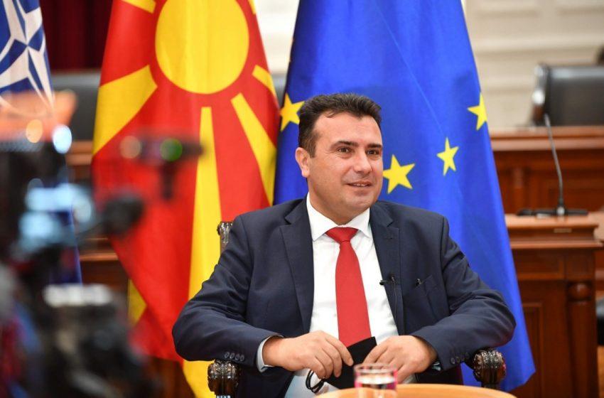 Заев: Градим диалог, а не конфликт с България