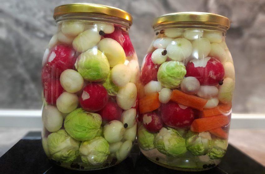 Ползите за здравето от ферментиралите храни