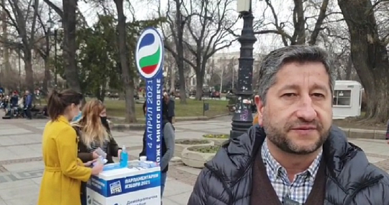 (ВИДЕО) Христо Иванов: Трябва да наложим принципа на голямата България