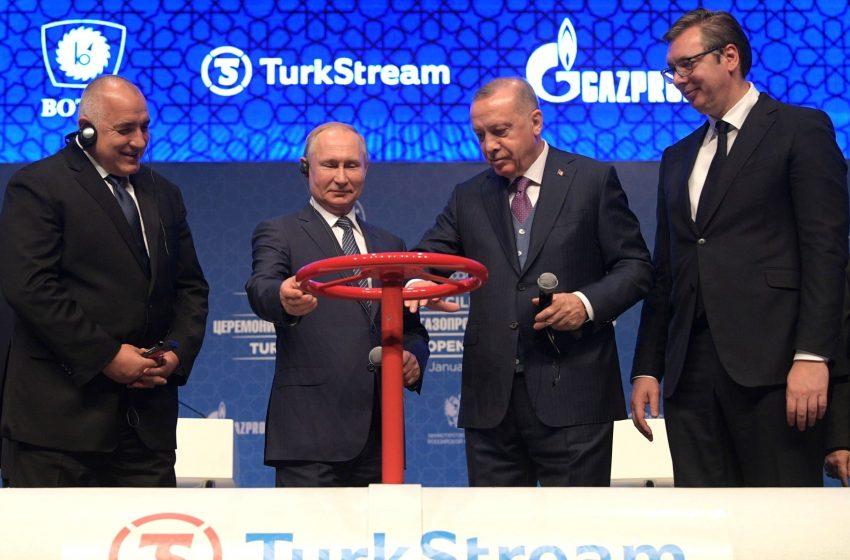 """Руското посолство отбеляза положително работата на държавата по """"Балкански поток"""""""